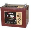 Trojan 24 - Agm 12V 76Ah battery
