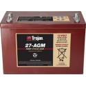 Batería trojan 27 - agm 12v 89ah