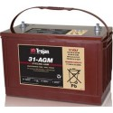 Batería trojan 31 - agm 12v 100ah