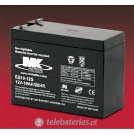 Mk Powered Es10-12S 12V 10Ah battery