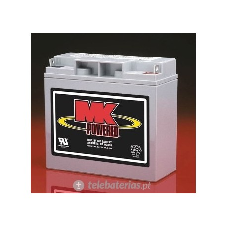Mk Powered Es17-12 12V 18Ah battery