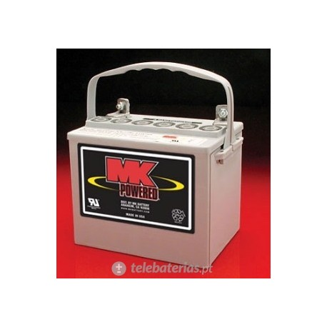 Mk Powered 8Gu1H 12V 31Ah battery