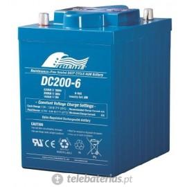 Batería fullriver dc200-6b 6v 200ah