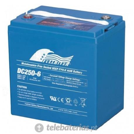 Batería fullriver dc250-6 6v 250ah