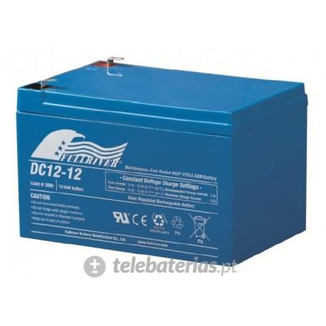 Batterie fullriver dc12-12 12v 12ah