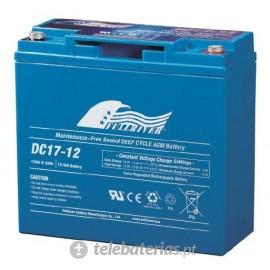 Batería fullriver dc17-12 12v 17ah