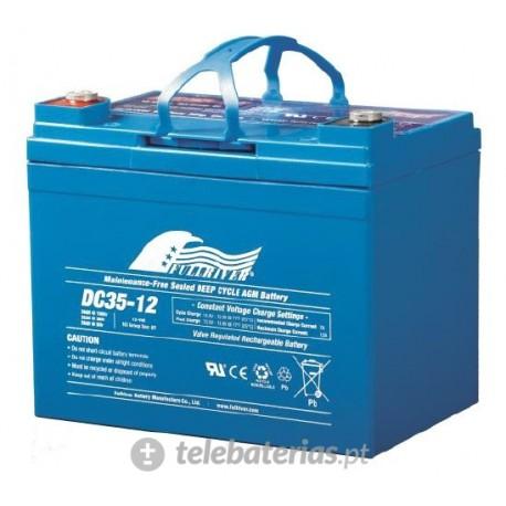 Batería fullriver dc35-12a 12v 35ah