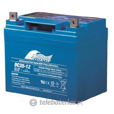 Batería fullriver dc35-12b 12v 35ah