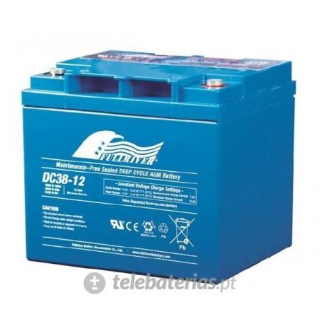 Batería fullriver dc38-12a 12v 38ah