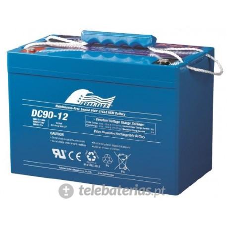 Batería fullriver dc90-12 12v 90ah