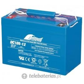 Batería fullriver dc105-12 12v 105ah