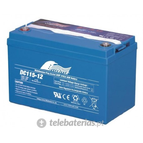 Fullriver Dc115-12A 12V 115Ah battery