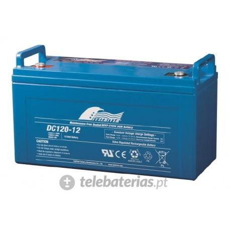 Batería fullriver dc120-12a 12v 120ah
