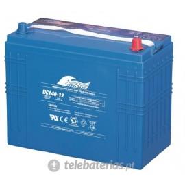 Batterie fullriver dc140-12 12v 140ah