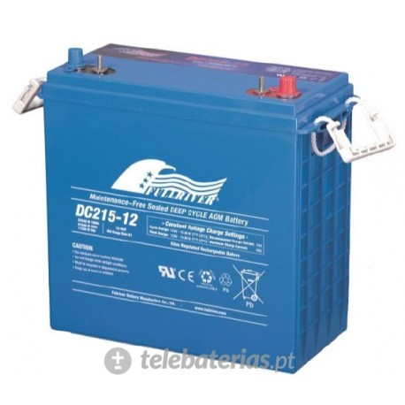Batterie fullriver dc215-12 12v 215ah