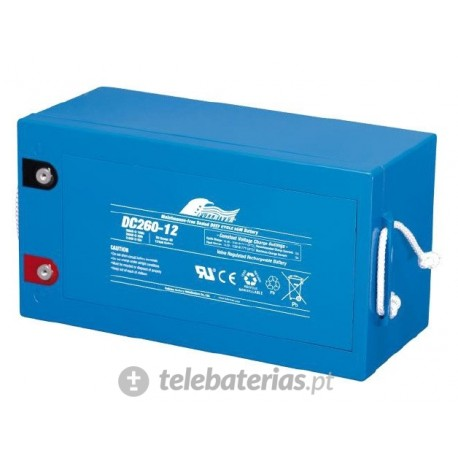 Fullriver Dc260-12 12V 260Ah battery