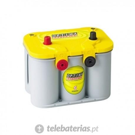 Batterie optima ytu-4.2 12v 55ah