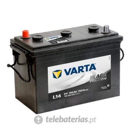 Batería varta l14 6v 150ah