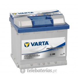 Batería varta lfs52 12v 52ah