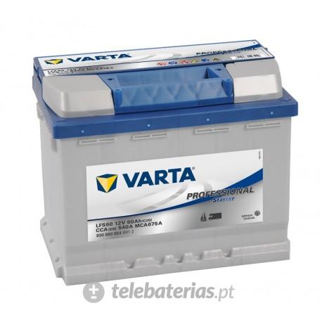 Batería varta lfs60 12v 60ah