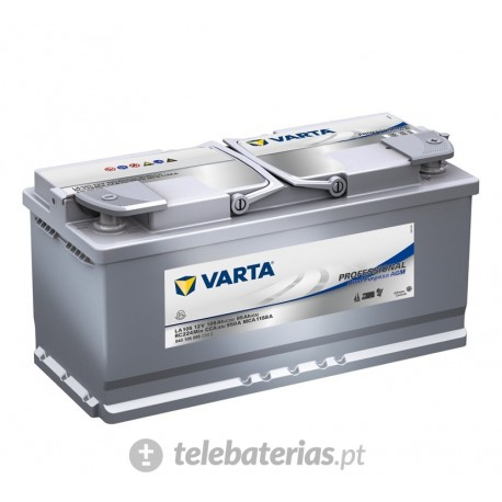 Varta La105 12V 105Ah battery