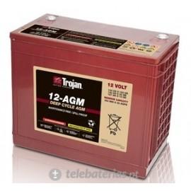 Batería trojan 12 - agm 12v 140ah