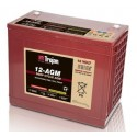 Batterie trojan 12 - agm 12v 140ah