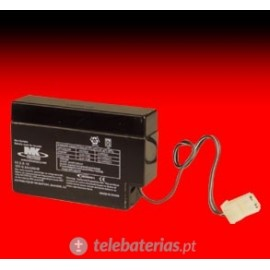 Batería mk powered es0.8-12 12v 0,7ah