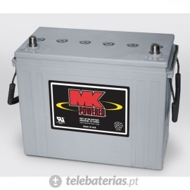 Batterie mk powered 8g5shp 12v 125ah