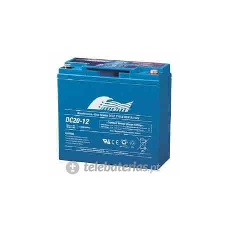 Batería fullriver dc20-12 12v 20ah