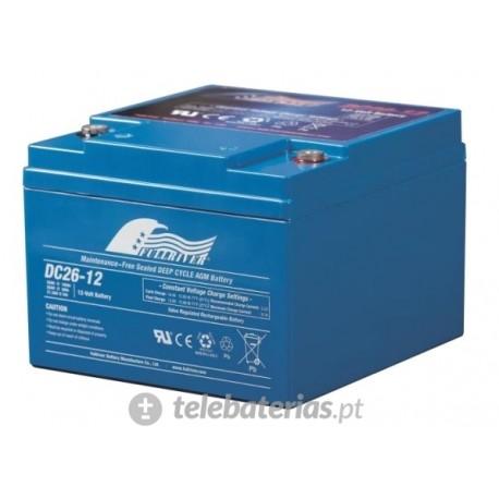 Batería fullriver dc26-12 12v 26ah