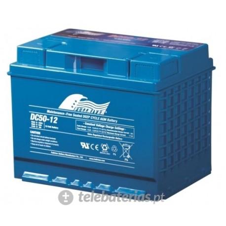 Batería fullriver dc50-12a 12v 50ah