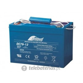 Fullriver Dc79-12 12V 79Ah battery