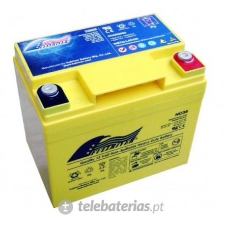 Fullriver Hc35 12V 35Ah battery