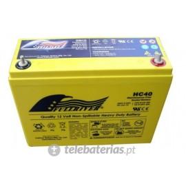 Batería fullriver hc40 12v 40ah
