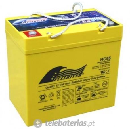 Batería fullriver hc55 12v 55ah