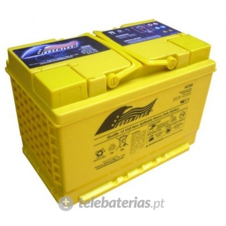 Fullriver Hc60 12V 60Ah battery
