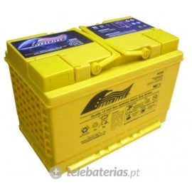 Fullriver Hc60B 12V 60Ah battery