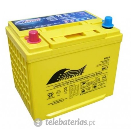Fullriver Hc64 12V 64Ah battery