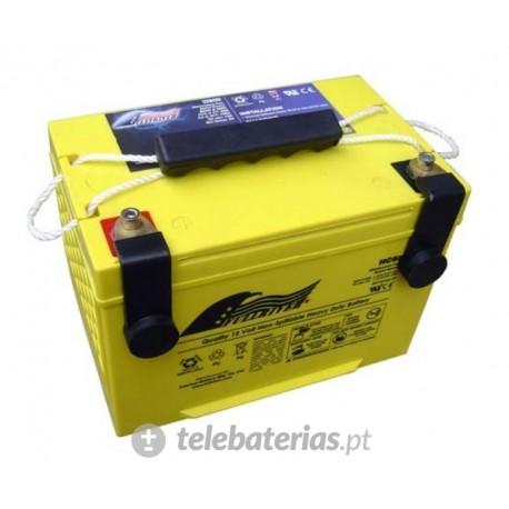 Batterie fullriver hc65-s 12v 65ah