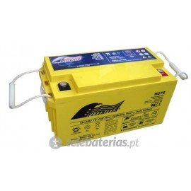 Batería fullriver hc70 12v 70ah