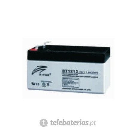 Batterie ritar rt1213 12v 1.3ah