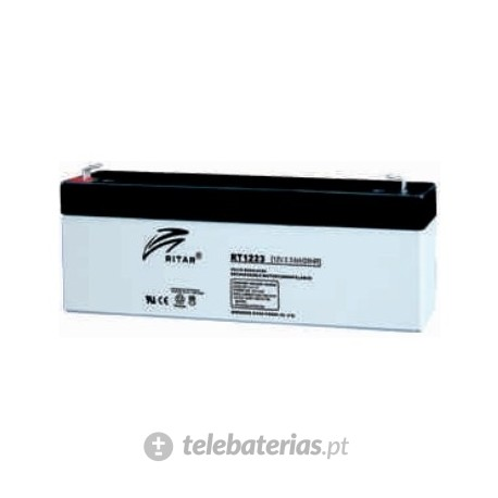 Ritar Rt1223 12V 2.3Ah battery