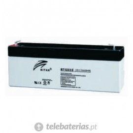 Batería ritar rt1223e 12v 2.3ah