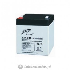 Ritar Rt1245 12V 4.5Ah battery