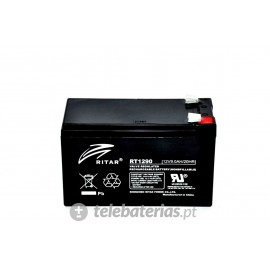 Batterie ritar rt1290 12v 9.0ah