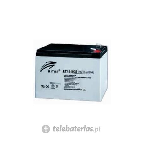 Batería ritar rt12100s 12v 10ah