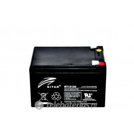 Batterie ritar rt12120 12v 12ah