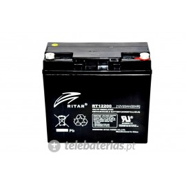 Batterie ritar rt12200 12v 20ah