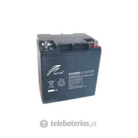 Batería ritar rt12280s 12v 28ah